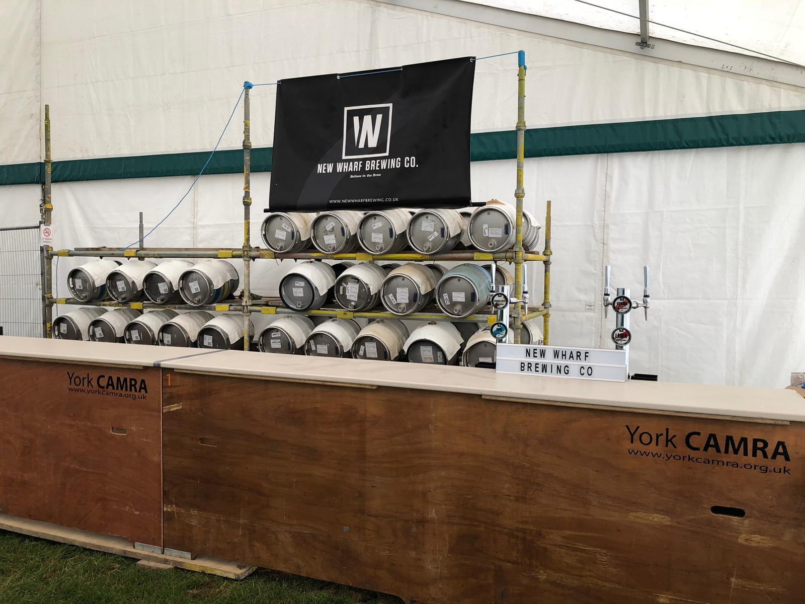 Reading Beer & Cider Festival 02.05.19 - 05.05.19