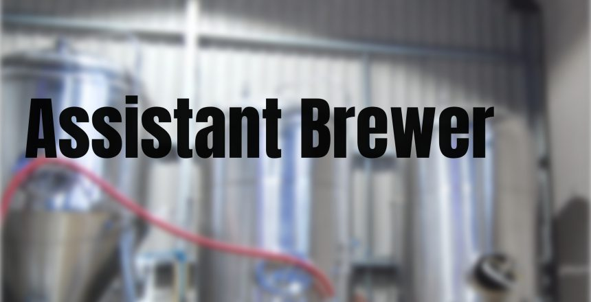Assistant Brewer